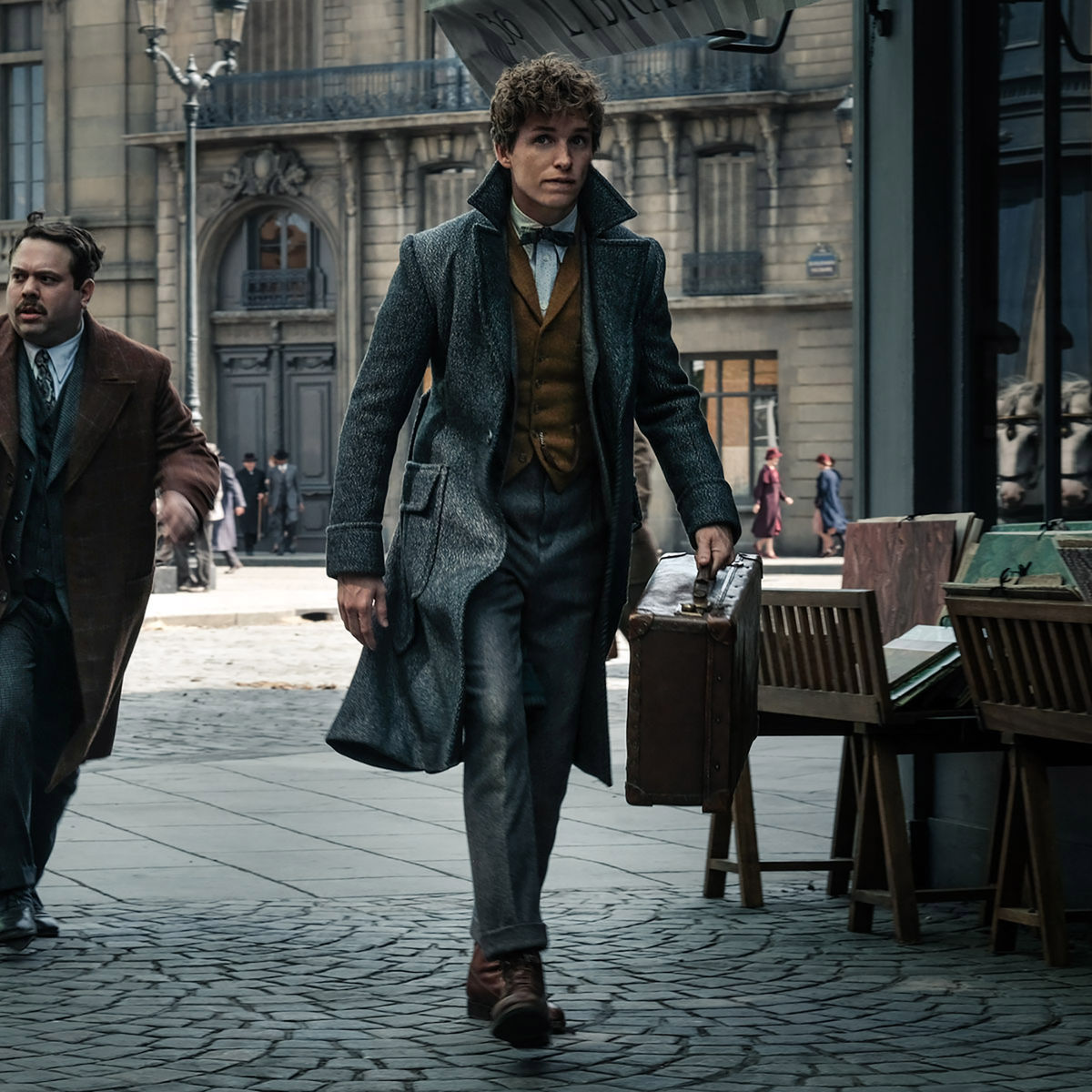 Harry Potter's World Gets Dark in Fantastic Beasts' SDCC Trailer
