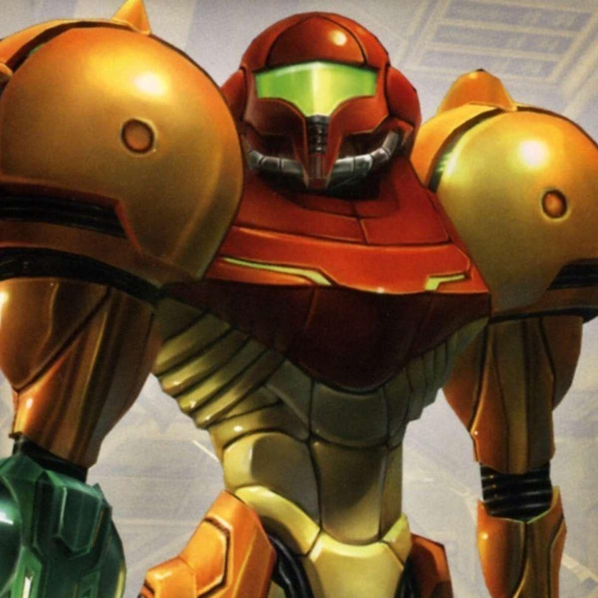 Metroid: Samus Aran morph suit