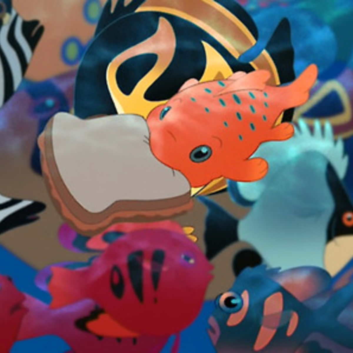 chosen one of the day pudge the fish from lilo and stitch syfy wire