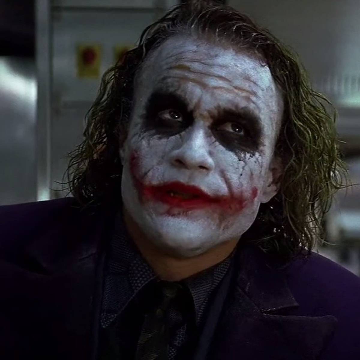 Heath Ledger the joker