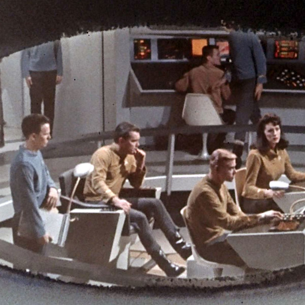 Gene Roddenberrys Original Pitch For Star Trek Syfy Wire Tendencies Caps Savage Navy