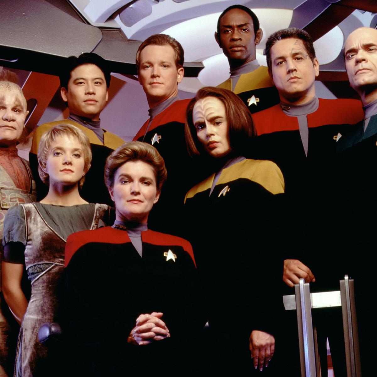 Everything you didn\'t know about Star Trek: Voyager | SYFY WIRE
