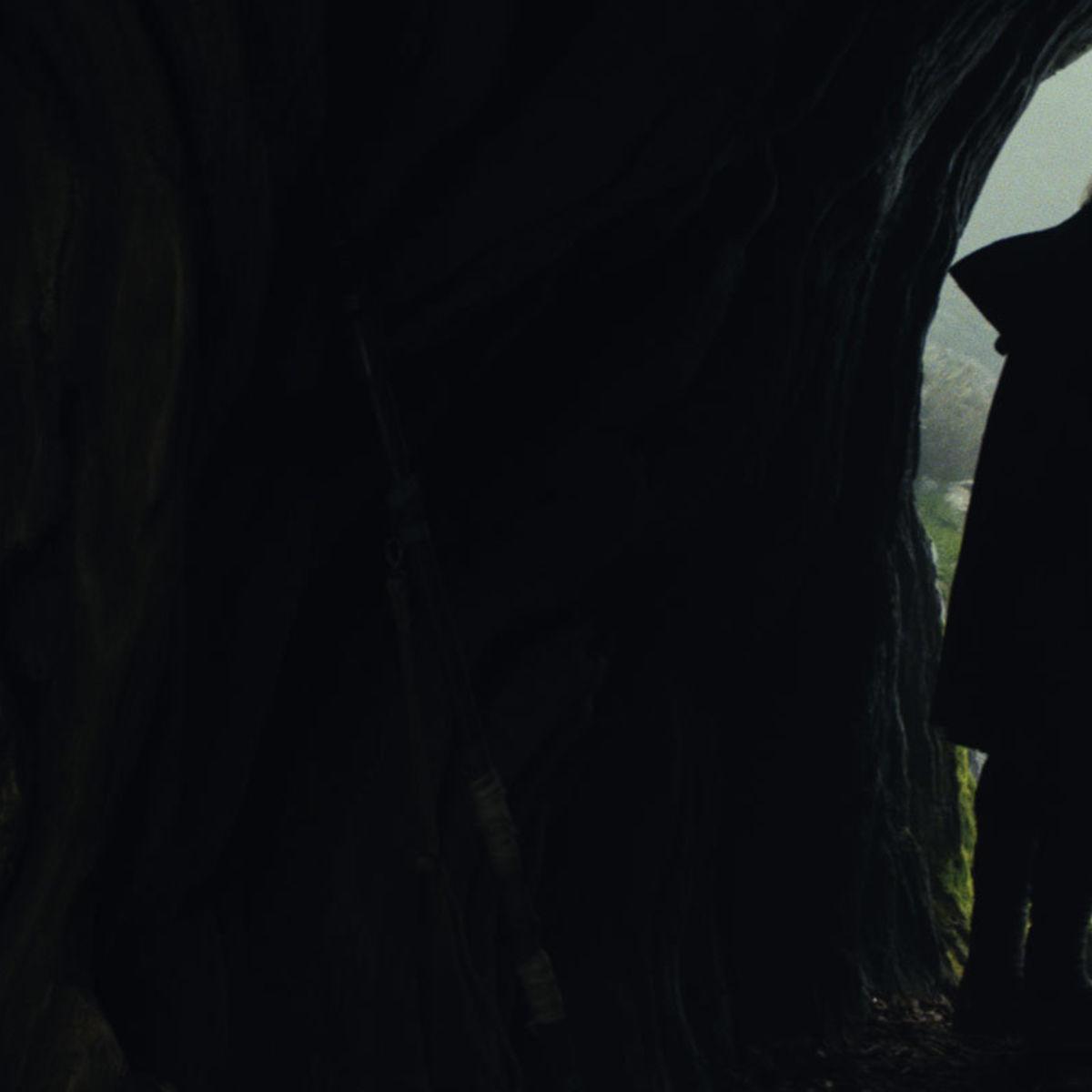 the last jedi skywalker