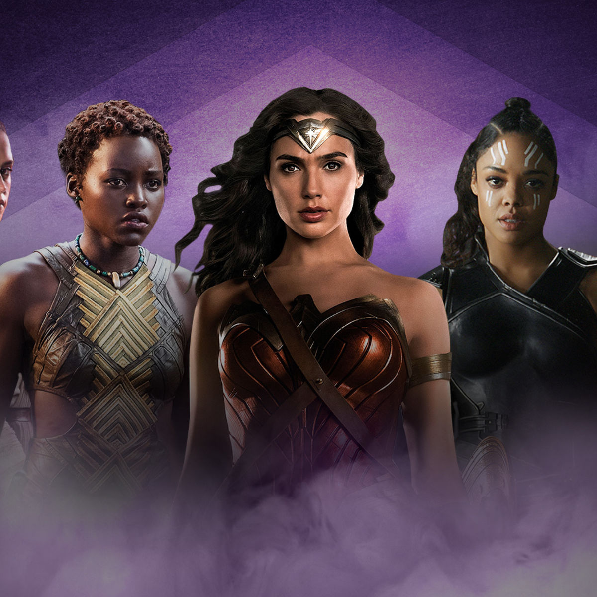 Strong female characters 6 we review a very long 2017 and look forward to 2018 syfy wire
