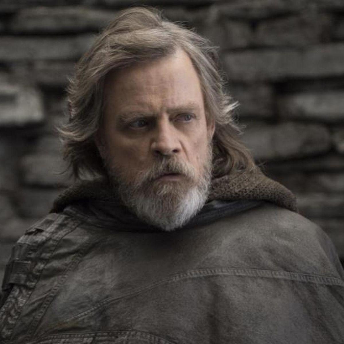 Mark Hamill in Star Wars The Last Jedi