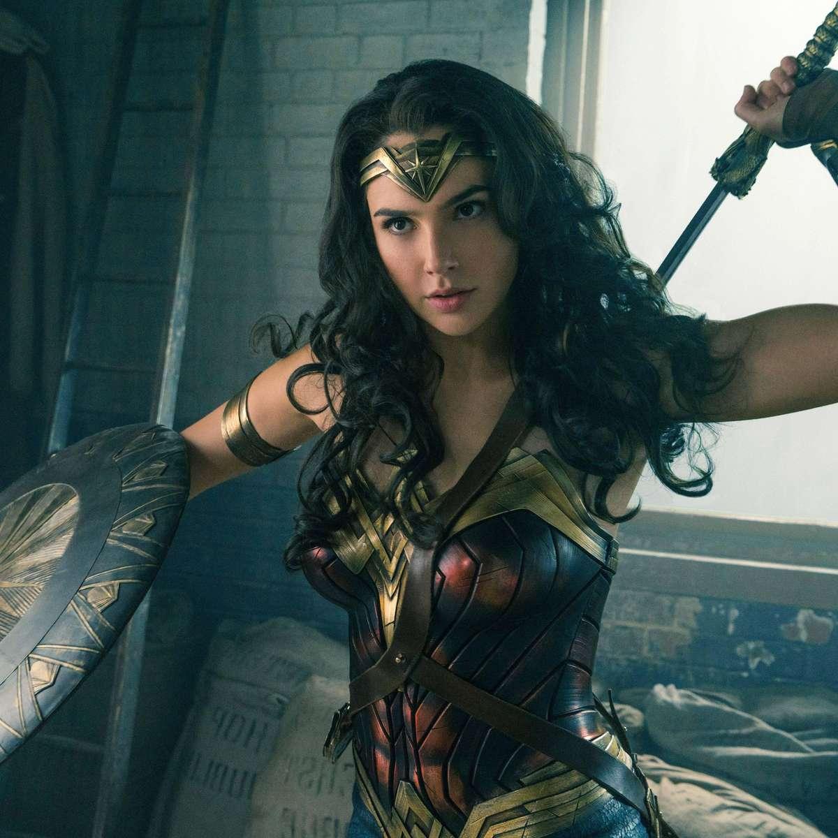 Wonder Woman superhero performance debate club