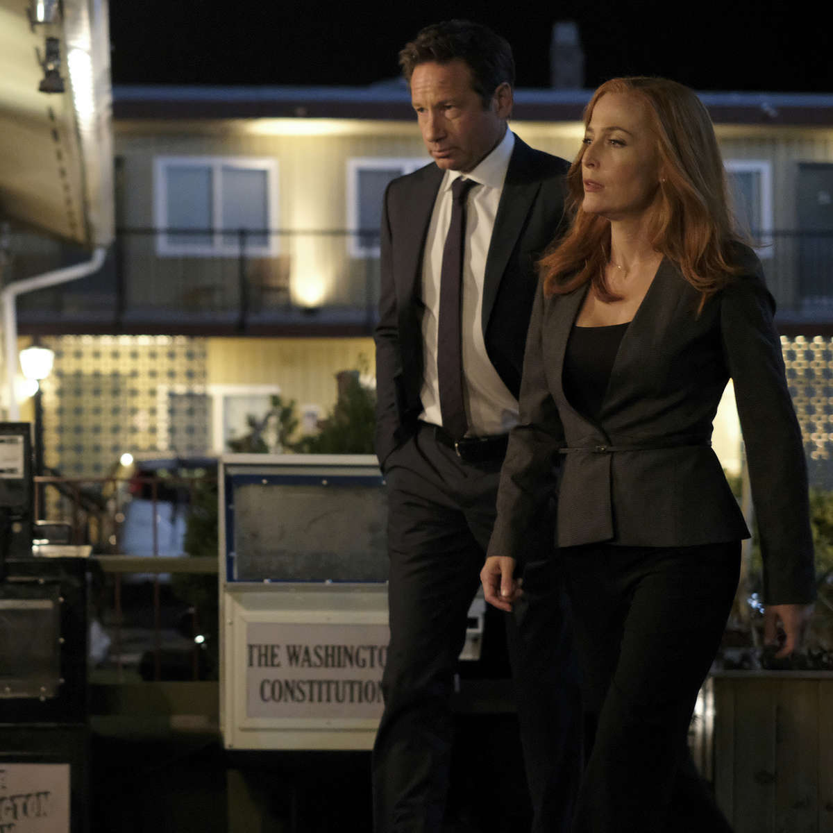 Exclusive The X Files director Kevin Hooks and
