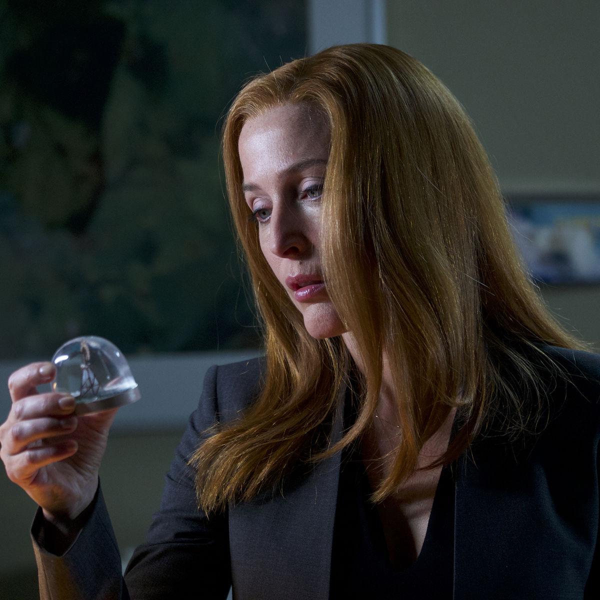 X-Files episode 1105 Ghouli