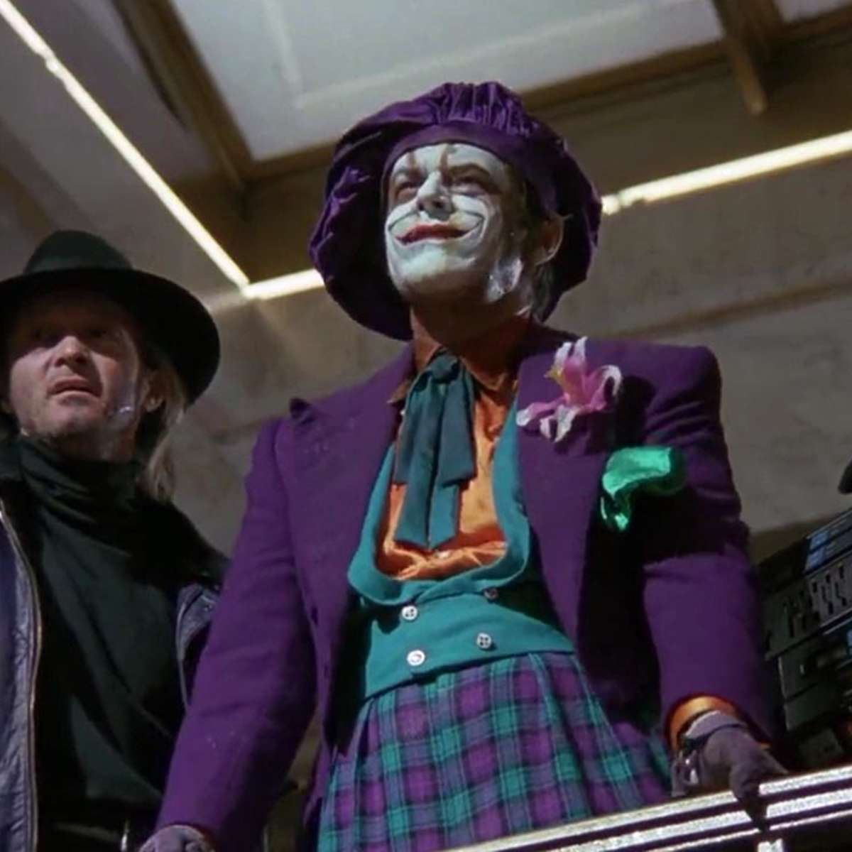 "Batman 1989- Joker saying ""toys"" line"