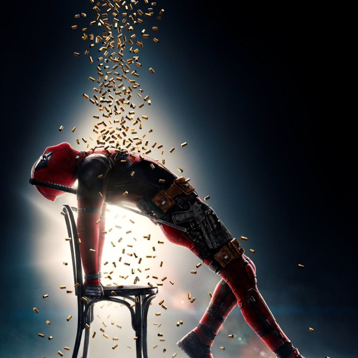 Deadpool 2 Flashdance Poster