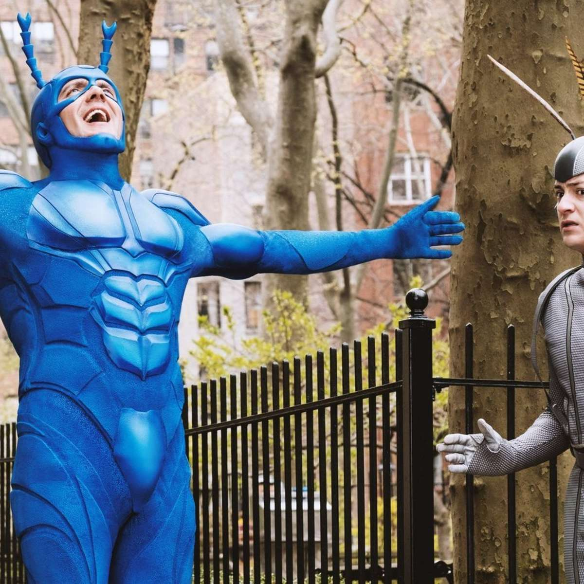 The Tick, Amazon