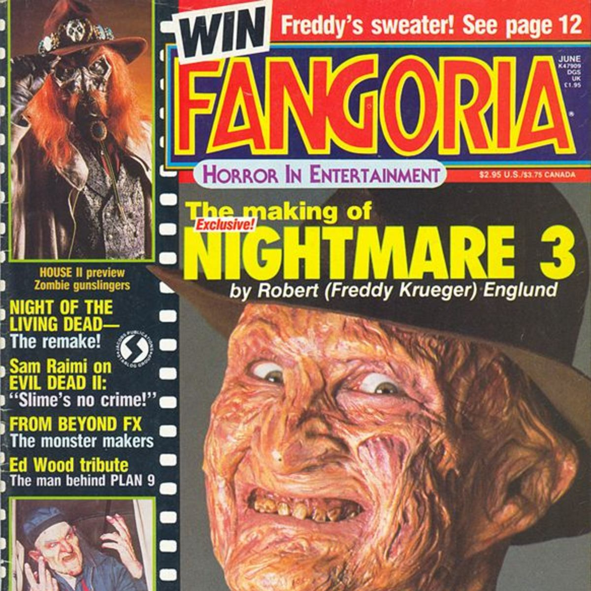 Fangoria Comes Back From The Dead As Print Magazine