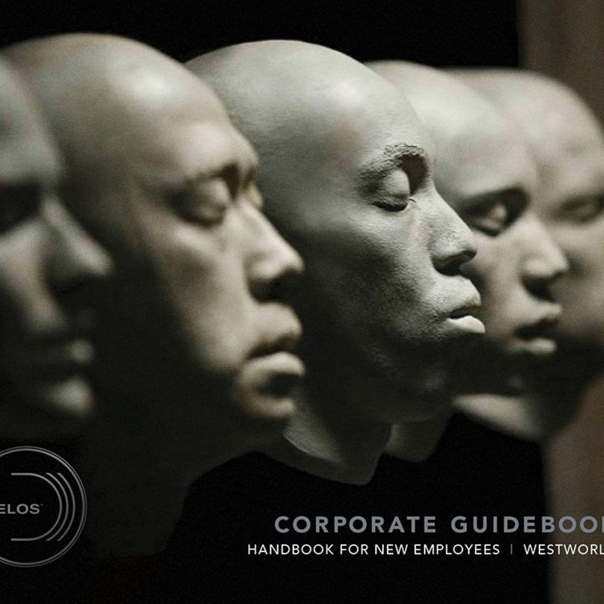 Westworld - Season 2 corporate guidebook