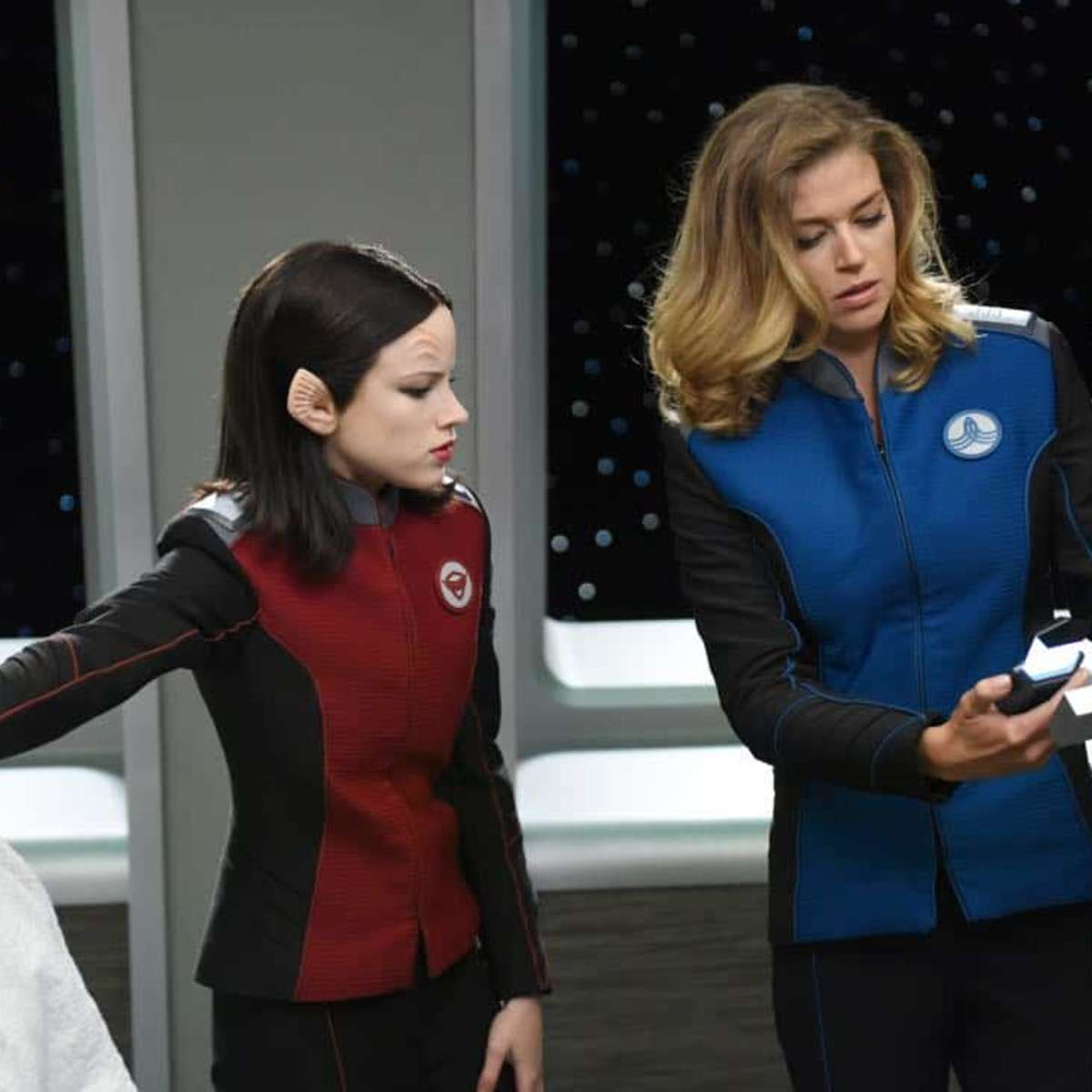 The Orville - Kelly and Kitara