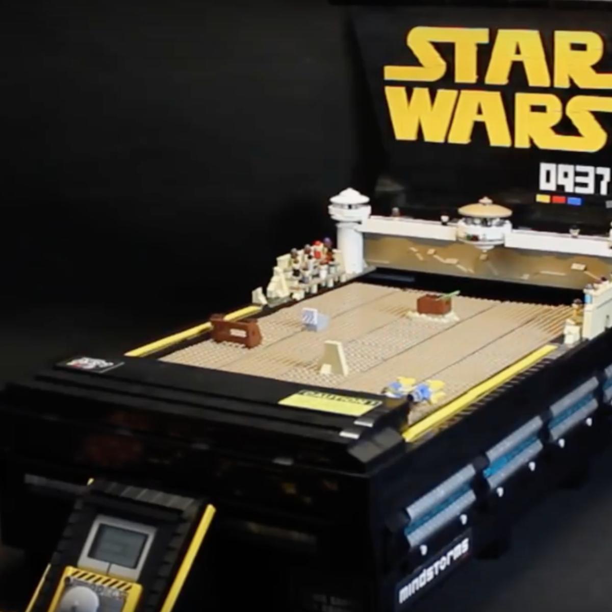 Star Wars- Lego podrace tabletop game