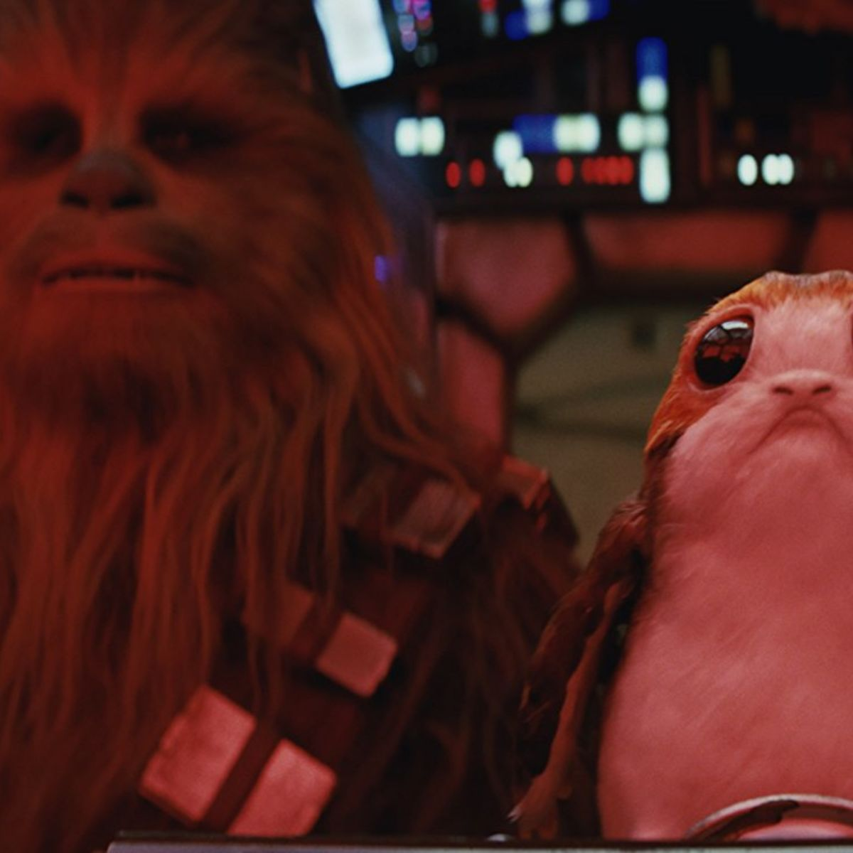 star wars the last jedi porg