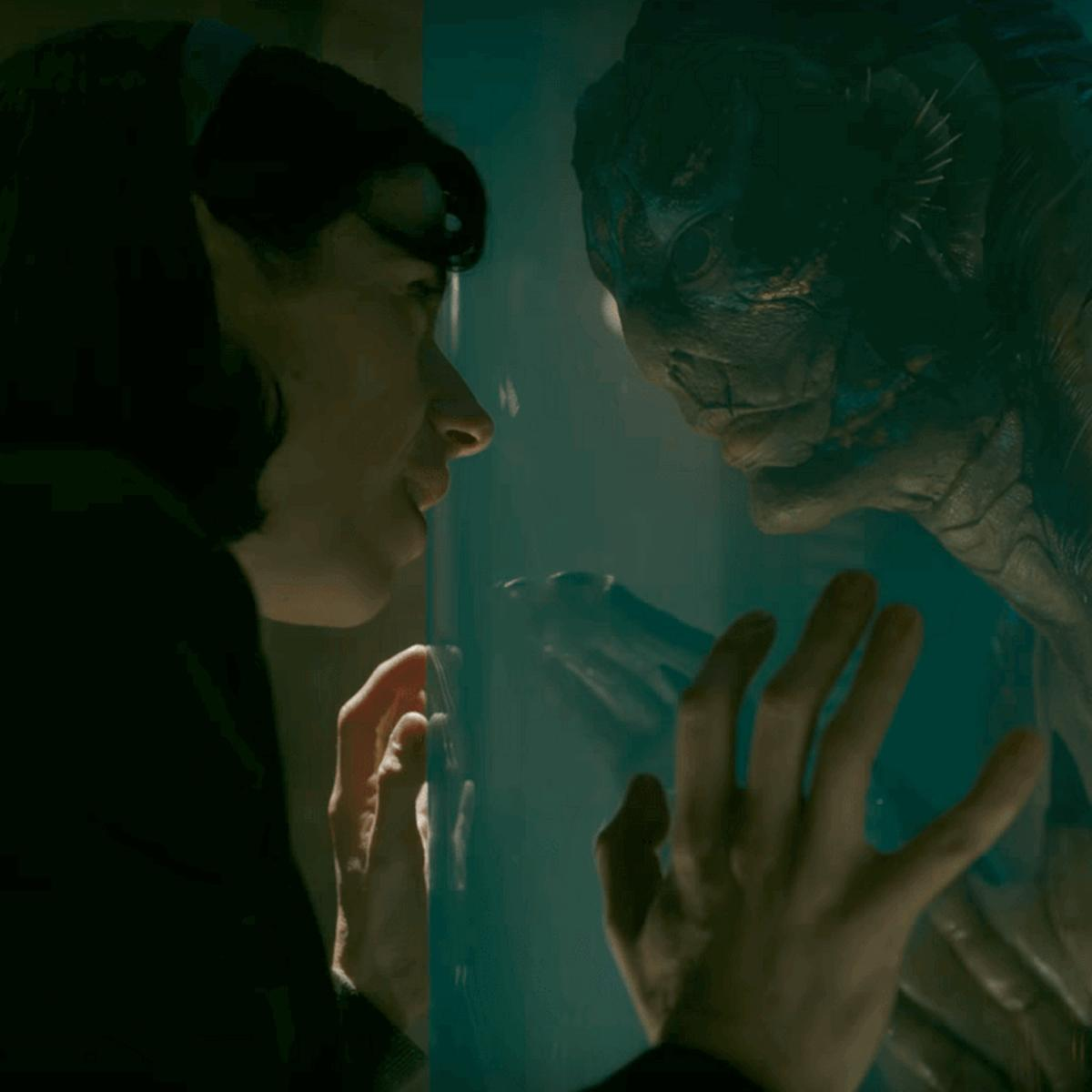 The Shape Of Water Sally Hawkins Doug Jones