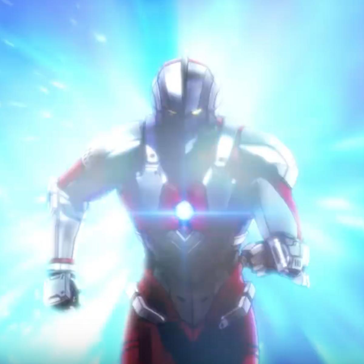 Ultraman animated film