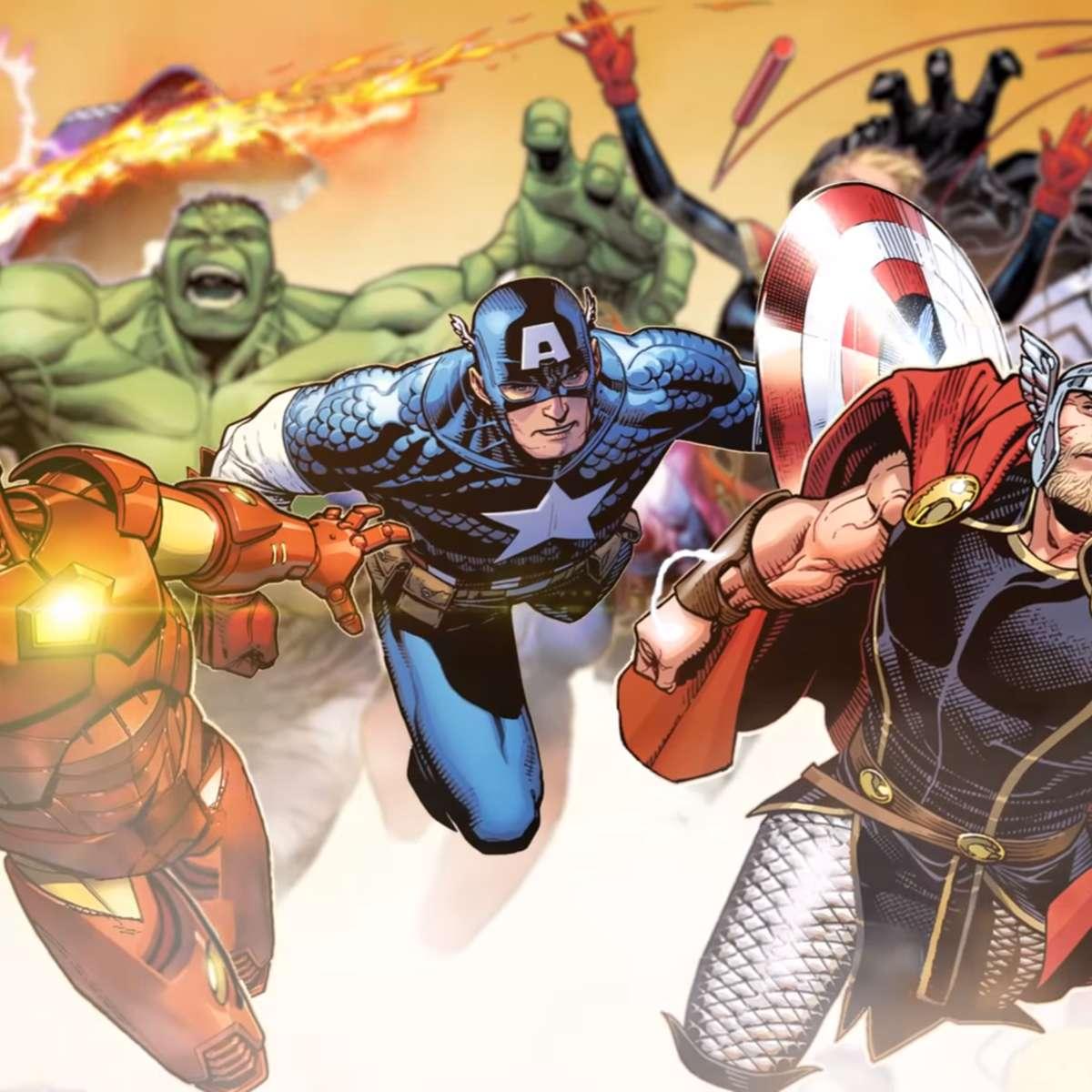 Marvel Fresh Start