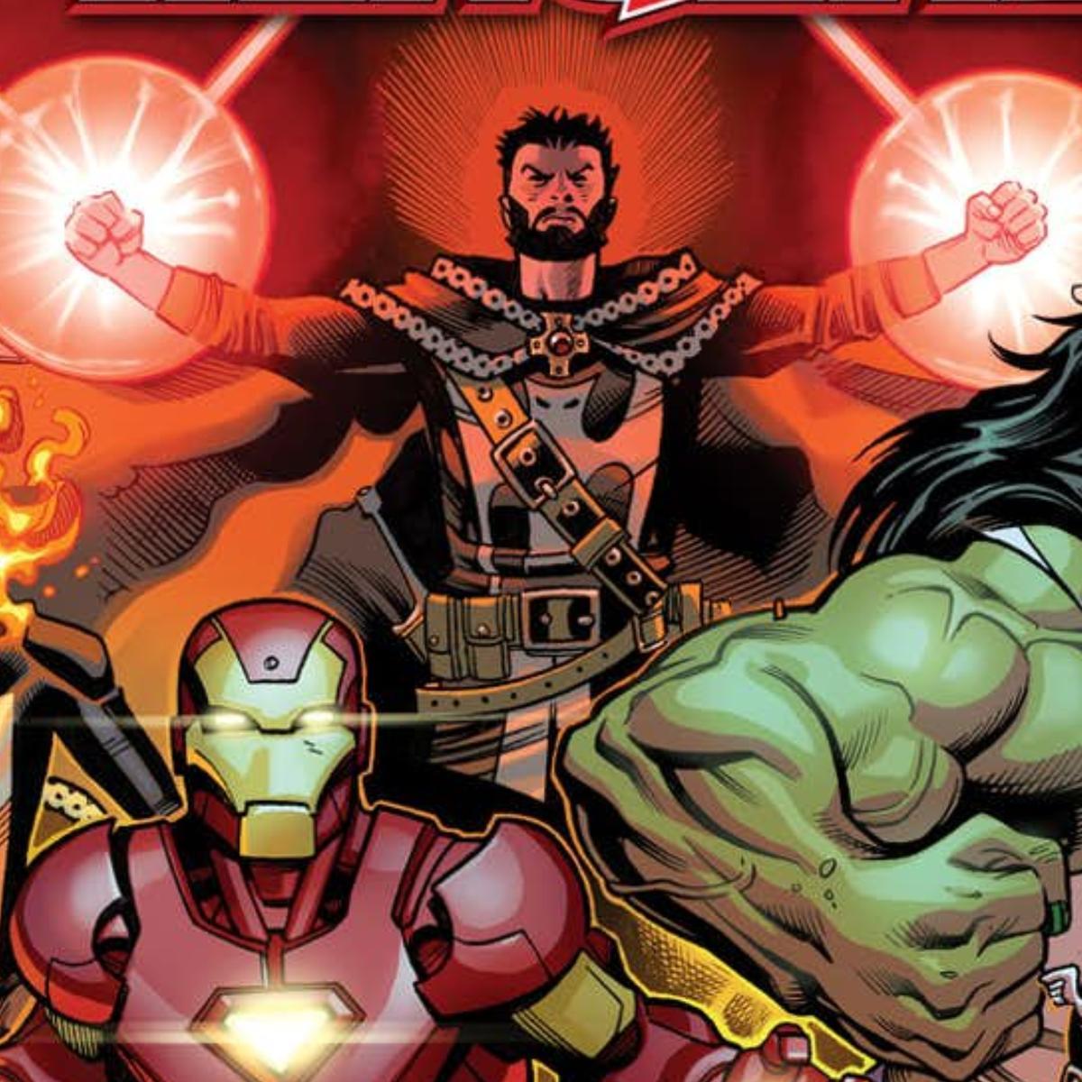 Avengers 1 fresh start