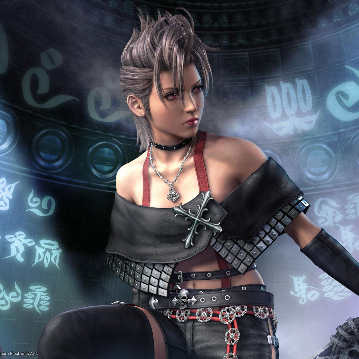 Final Fantasy X-2 - Paine
