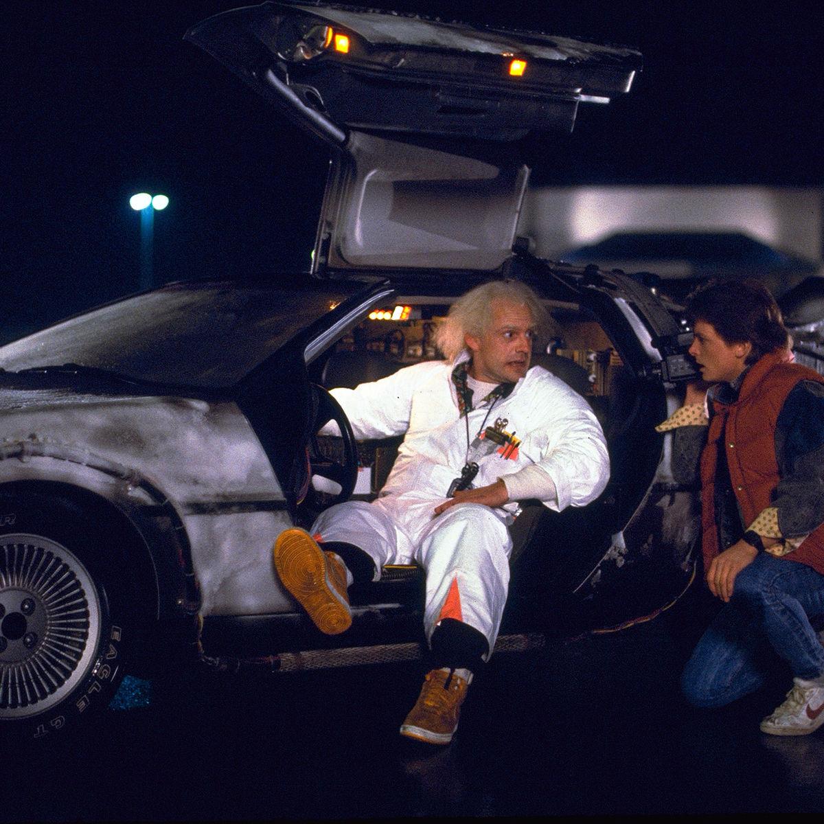 Delorean, Back to the Future