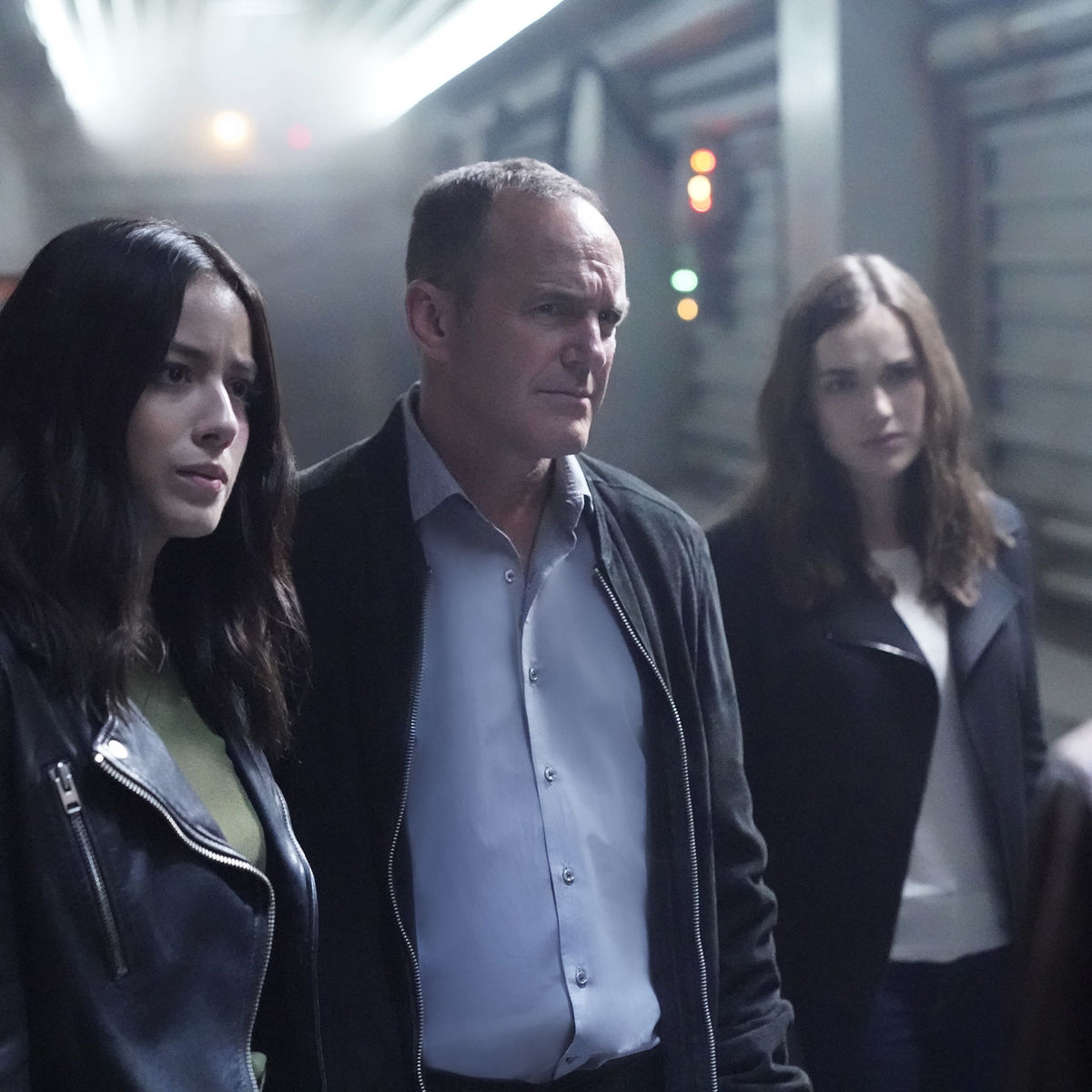 Agents of SHIELD 501 Daisy Coulson Simmons