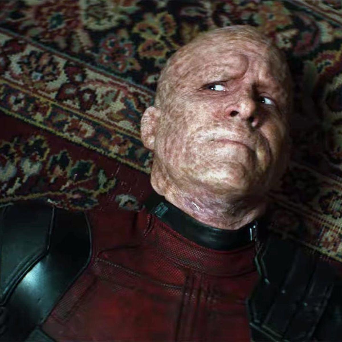 Deadpool 2 hero