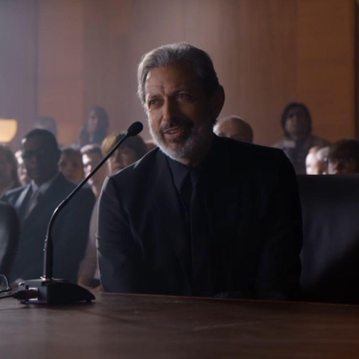 Jeff Goldblum, Jurassic World Fallen Kingdom