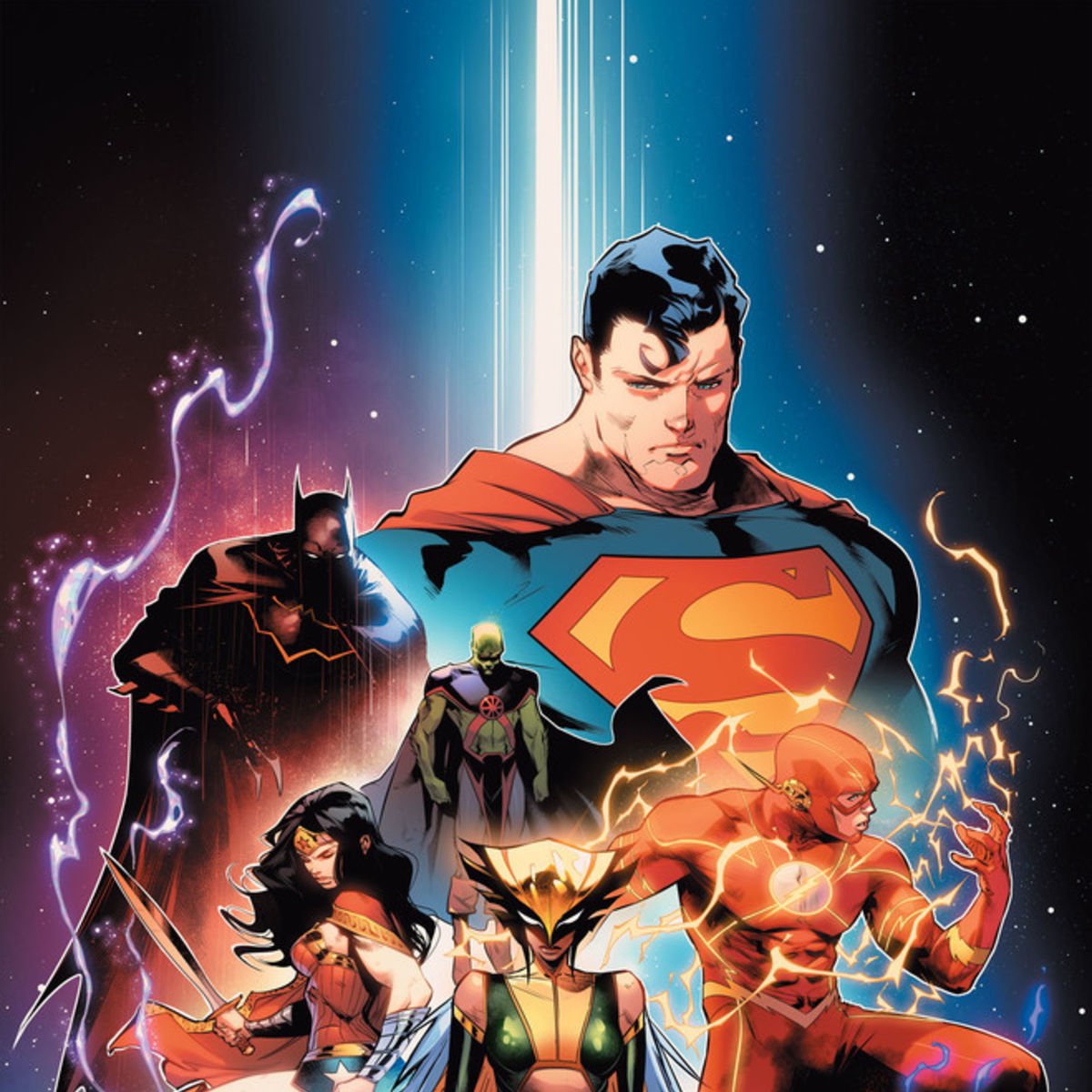 DC Comics is relaunching Justice League   SYFY WIRE