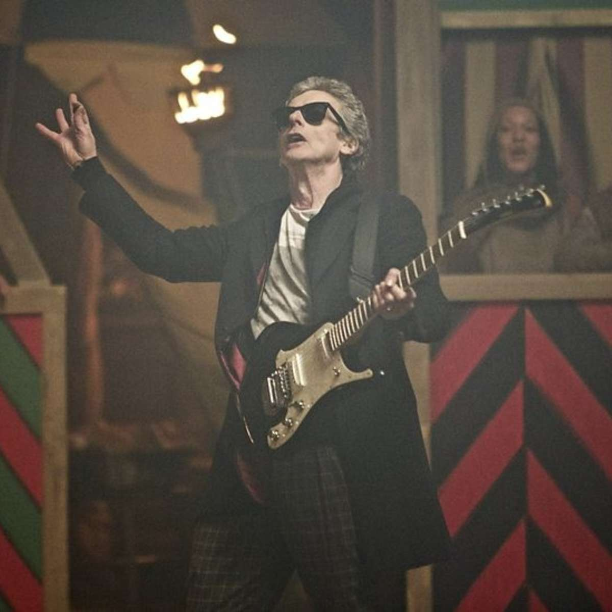 Doctor Who The Magicians Apprentice
