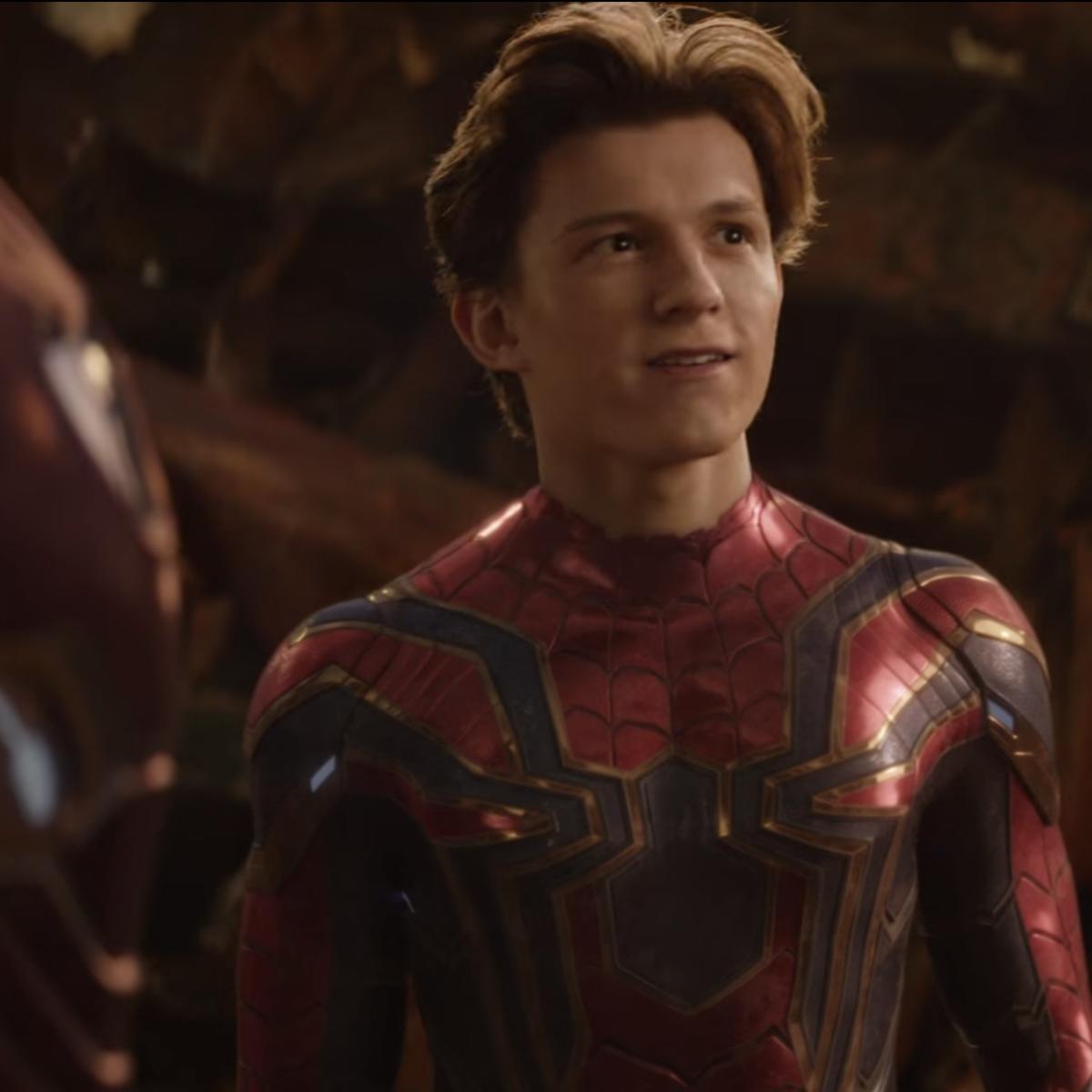 Avengers Infinity War, Peter Parker
