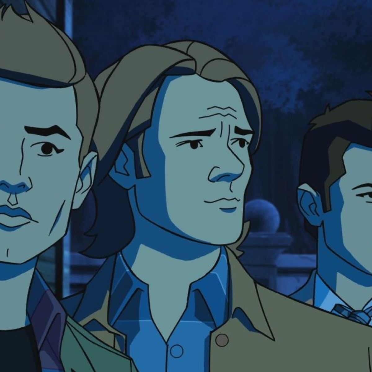 First look: Supernatural\'s Scooby-Doo crossover pushes meta ...
