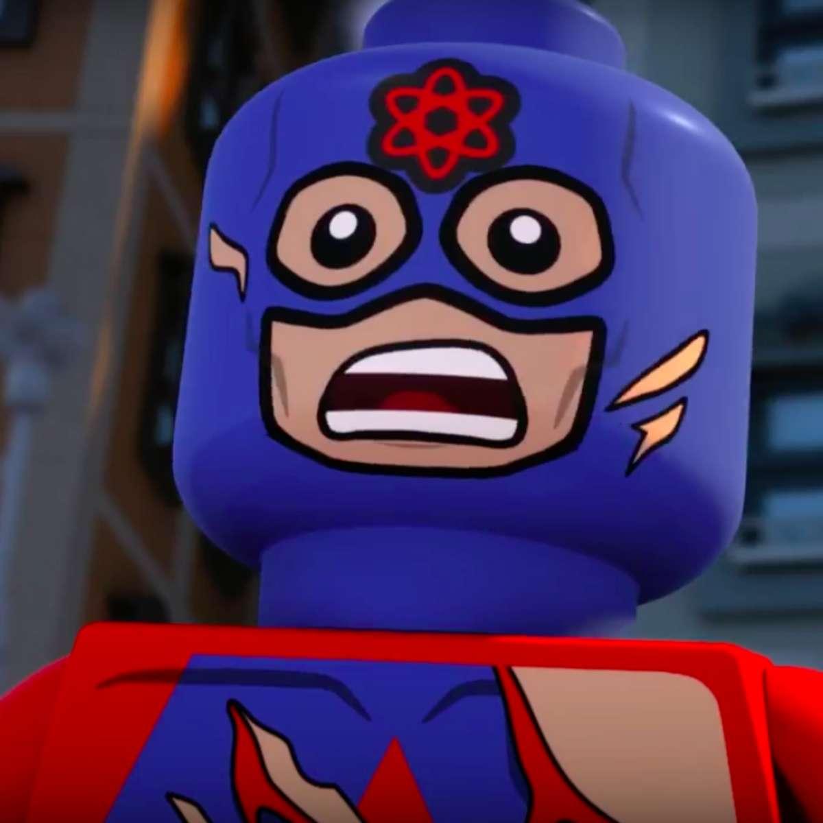 Atom LEGO DC Super Heroes