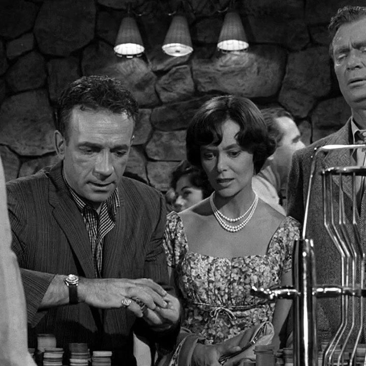 Twilight Zone The Prime Mover hero
