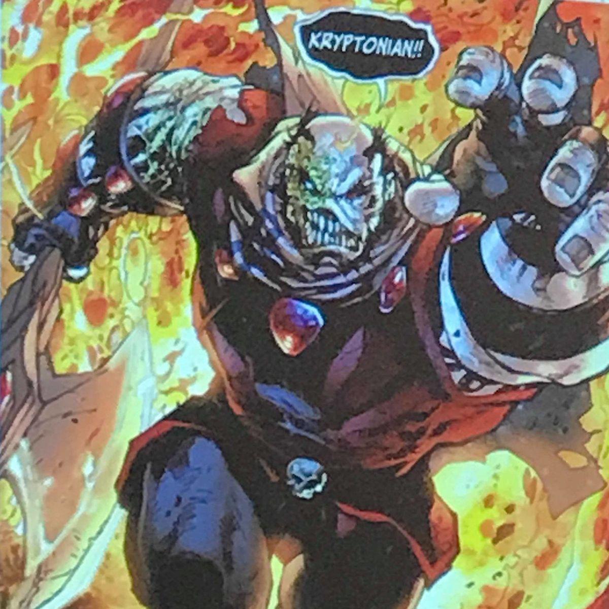 Action comics 1000 rogel