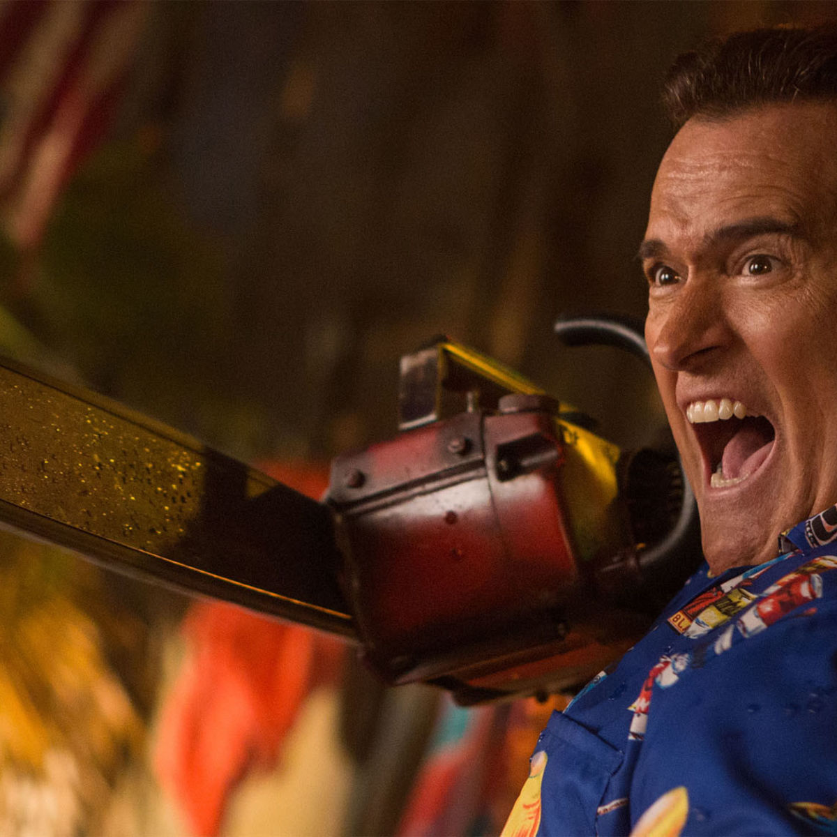 bruce campbell is retired from ash williams and evil dead