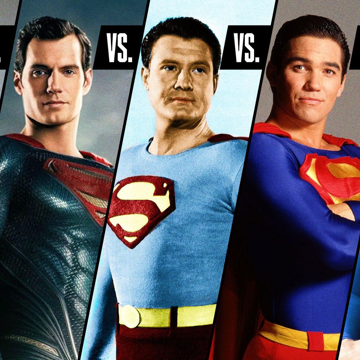 Debate Club The Top 5 Superman Actors
