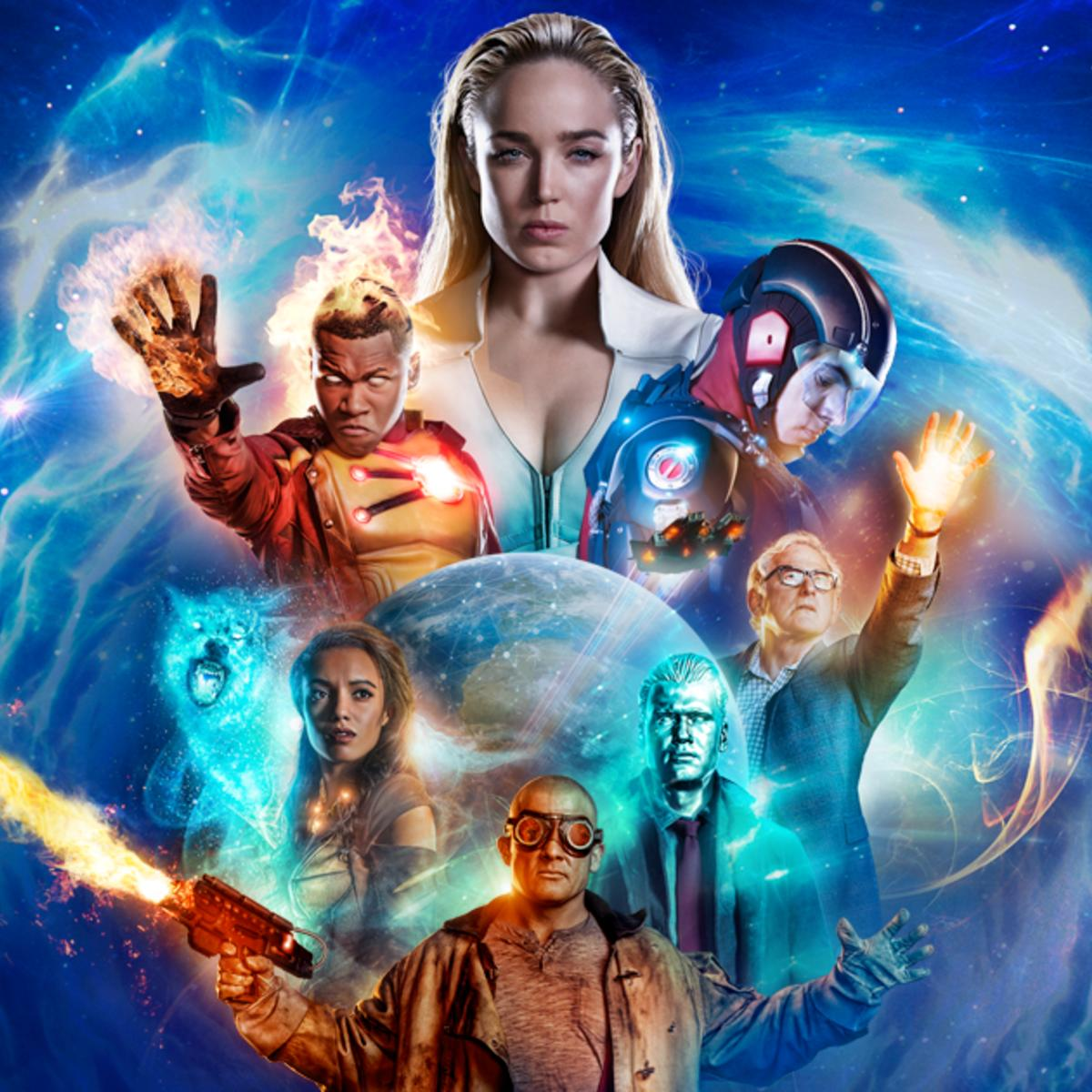 Comic-Con 2018: Everything We Learned at Legends of Tomorrow Panel