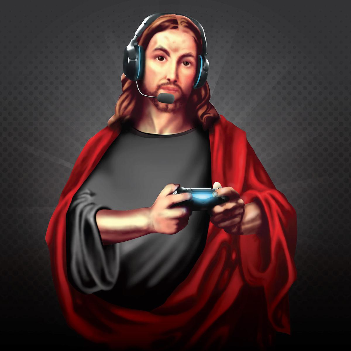 Gamechurch Jesus
