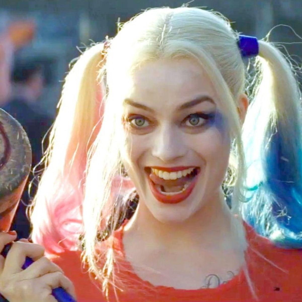 Margot Robbie, Harley Quinn