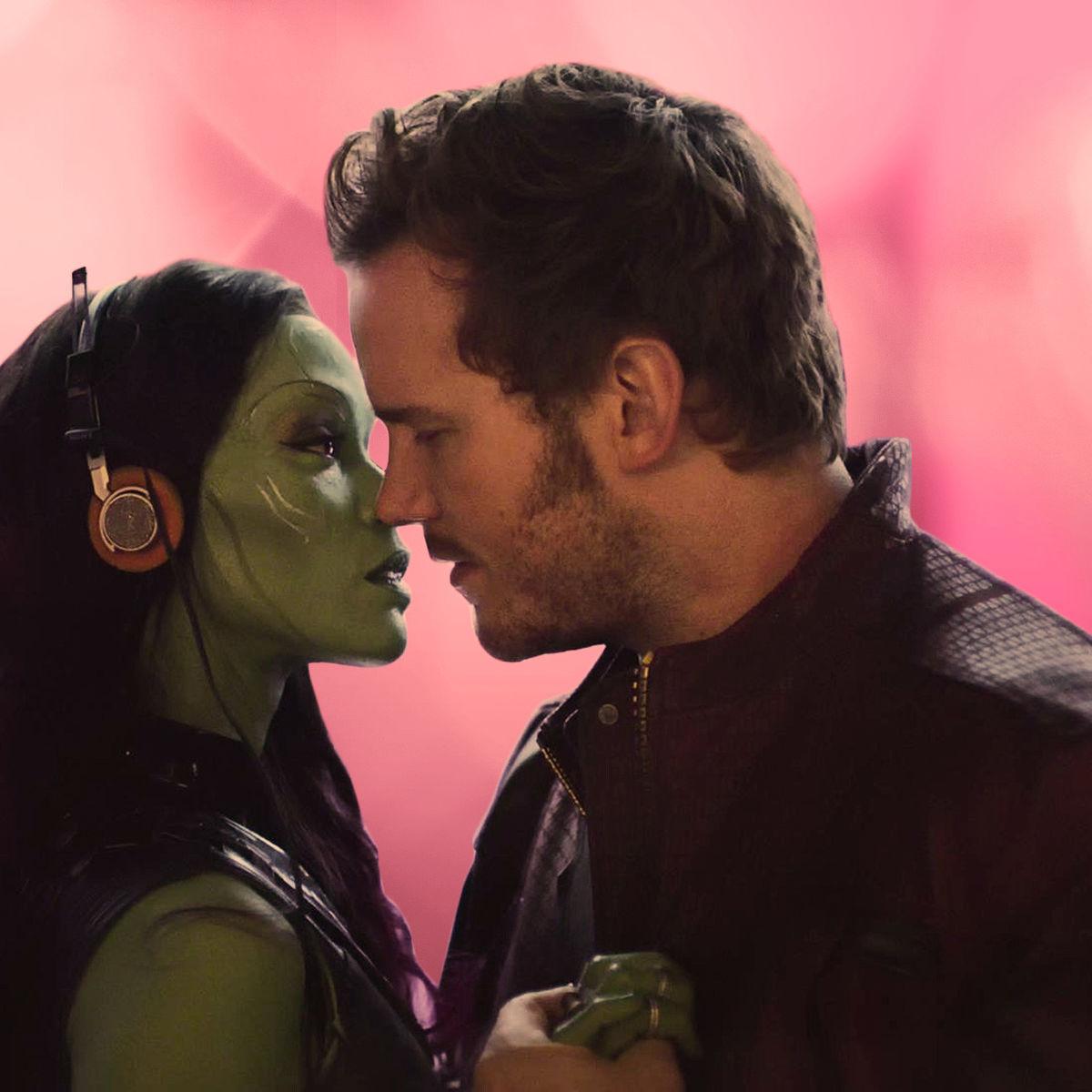 Marvel Kisses