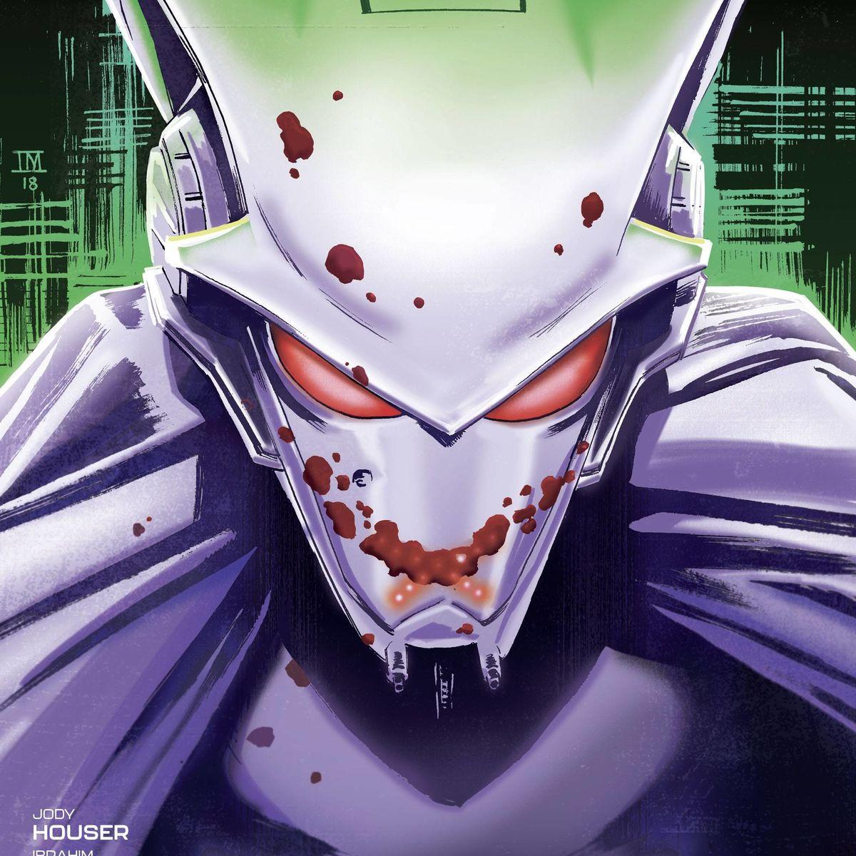 Mother Panic: Gotham AD #1 Variant