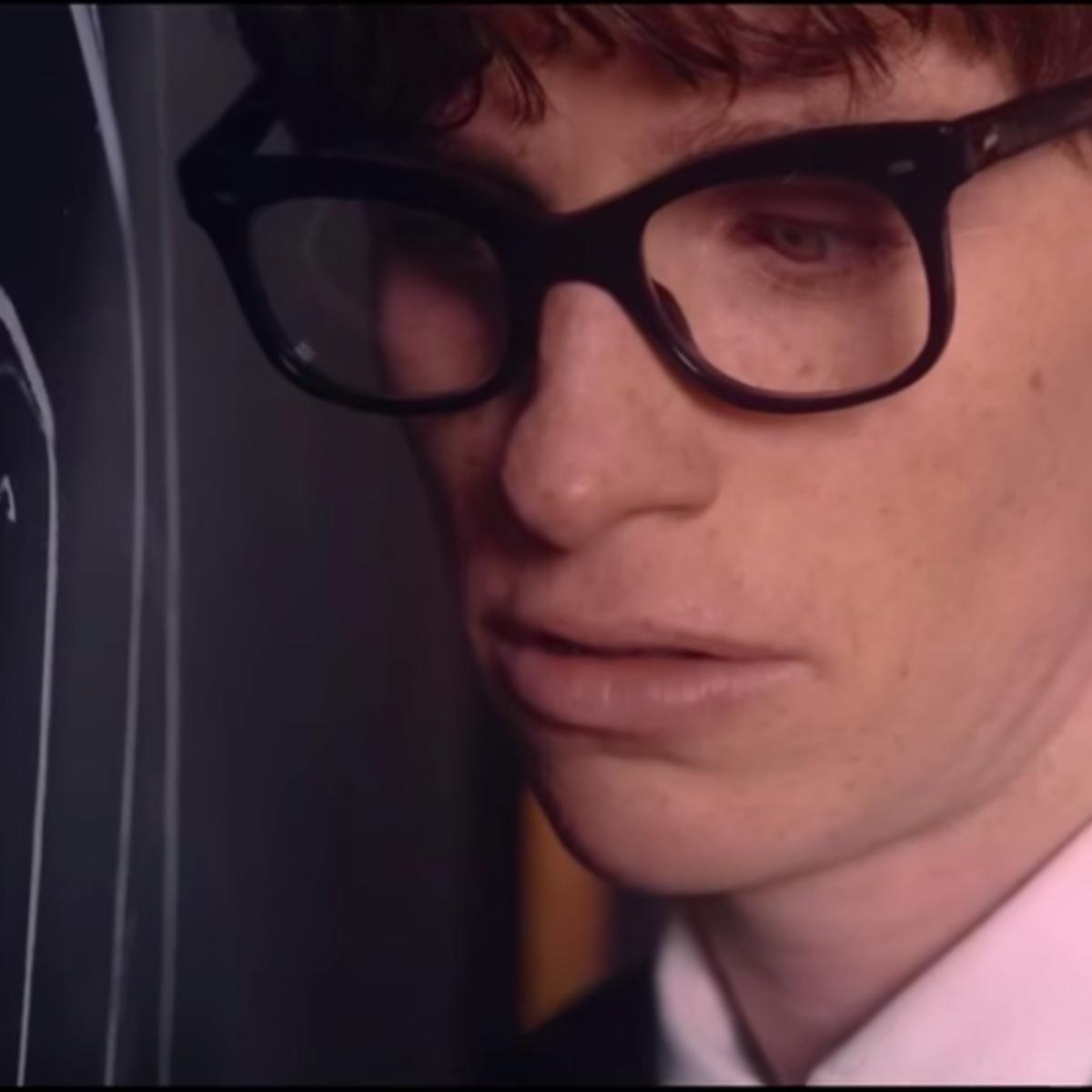 Eddie Redmayne Hawking