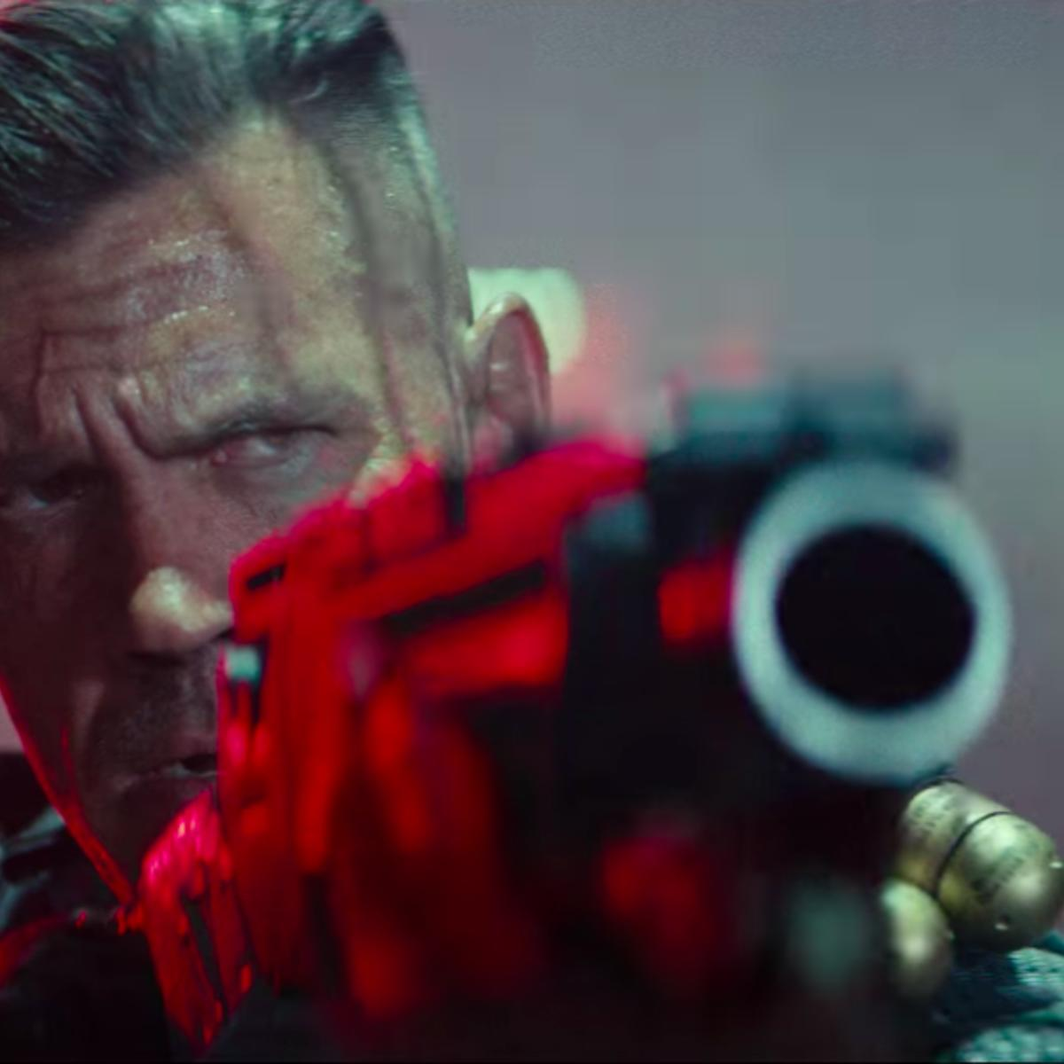 Cable - Josh Brolin