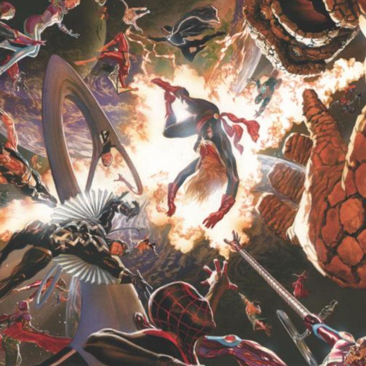 Marvel- Secret Wars (2015)