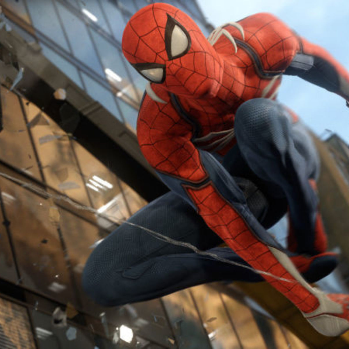 Spider-Man - PlayStation 4 shot