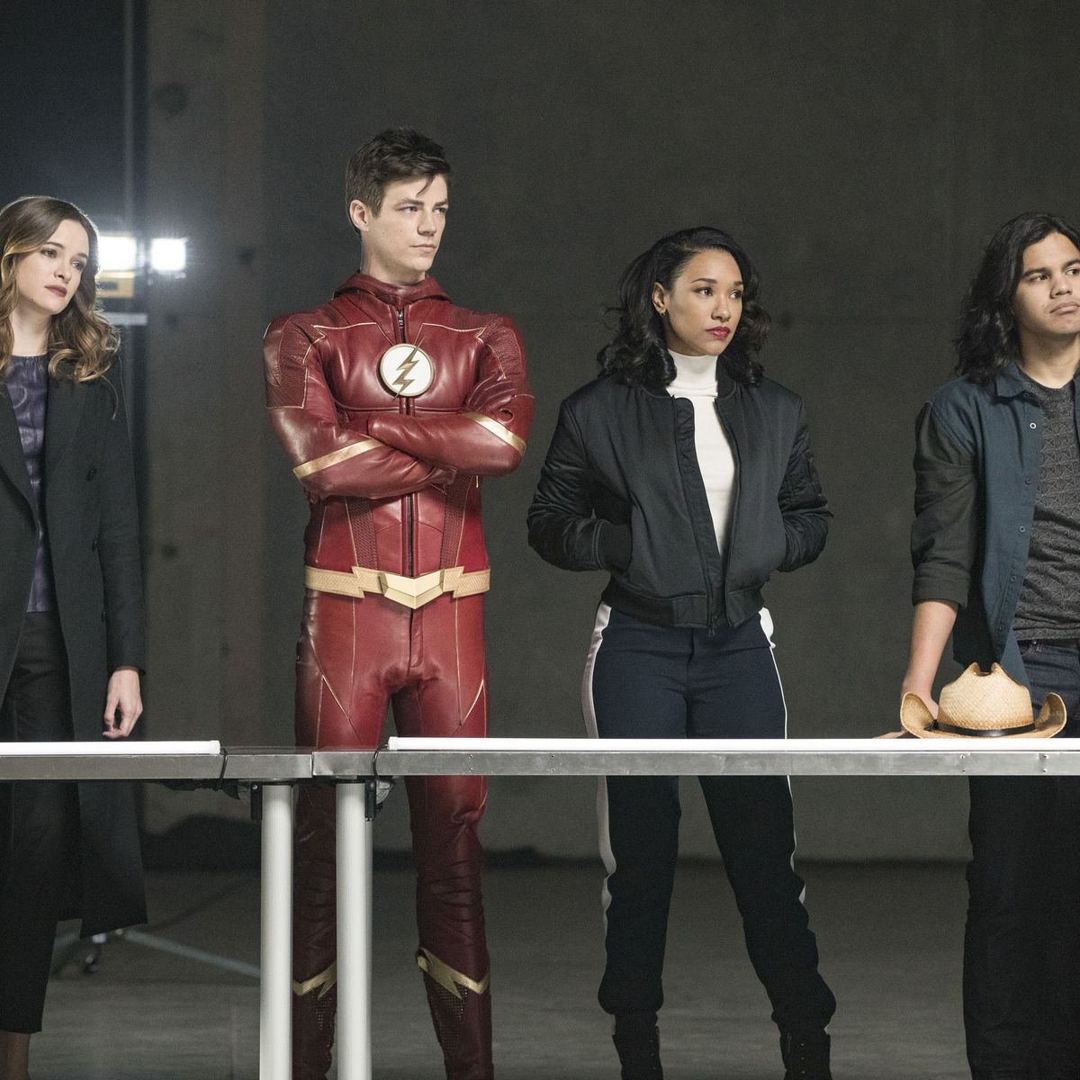 Flash boss teases showdown with The Thinker as \'Inception-like ...