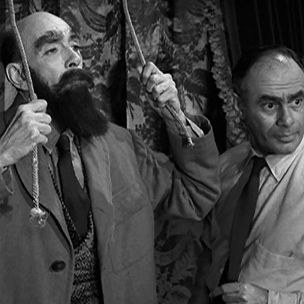 The Twilight Zone The New Exhibit hero