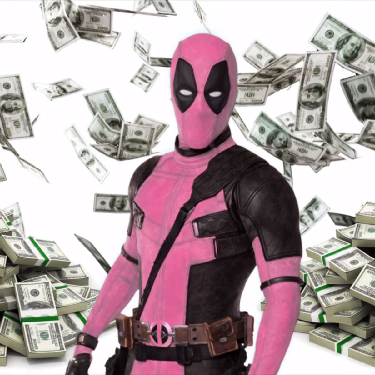 Deadpool cancer money